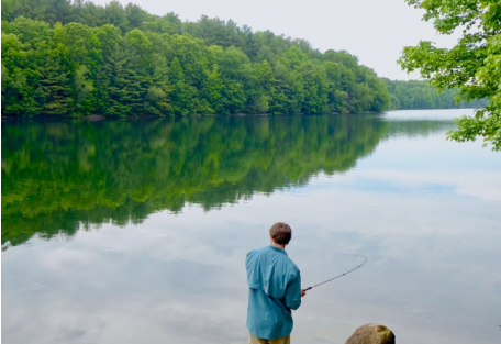 Риболовля на Дніпрі