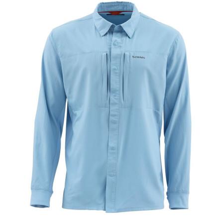 Рубашка Simms Intruder BiComp Shirt Faded Denim