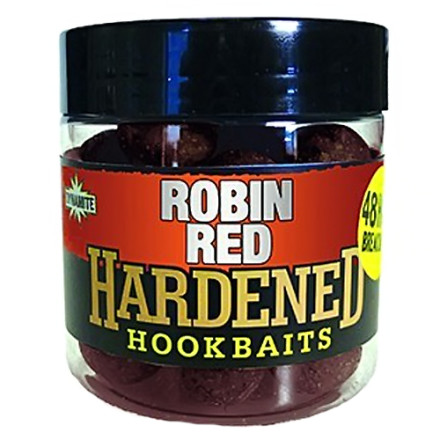 Бойлы DYNAMITE Pop-Ups Robin Red Hardened Hook Baits