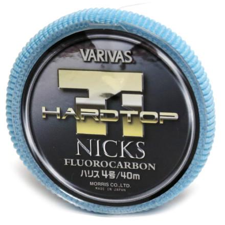 Флюорокарбон Varivas Hardtop Ti Nicks 40m