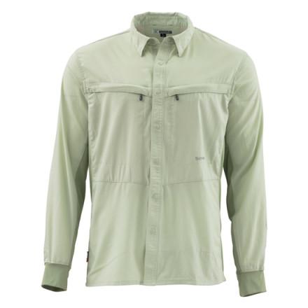 Рубашка Simms Intruder BiComp Shirt Sagebrush