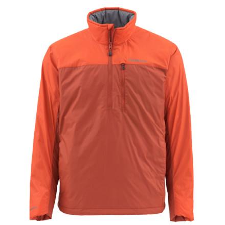 Куртка Simms Midstream Insulated Pull-Over Orange