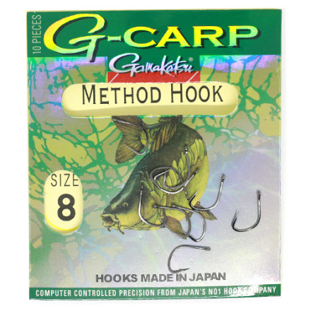 Крючки Gamakatsu G-Carp Method Hook