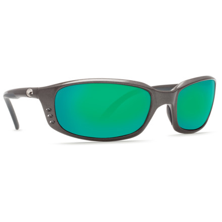 Очки Costa Del Mar BRINE GUNMETAL GREEN MIR COSTA 580 GLS