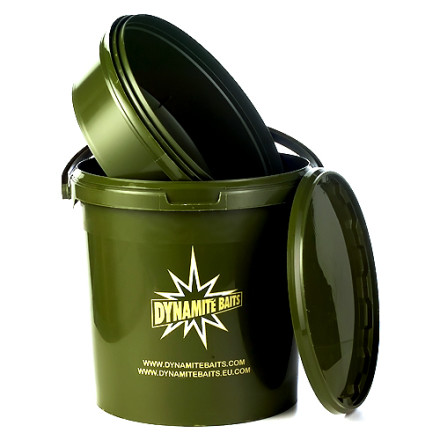 Ведро Dynamite 11 litre Carp Bucket With Insert Tray