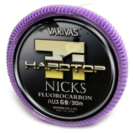 Флюорокарбон Varivas Hardtop Ti Nicks 30m