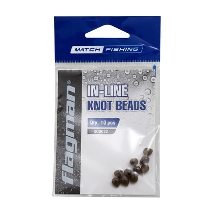 Бусинки для фидерного монтажа  in-Line Knot Beads