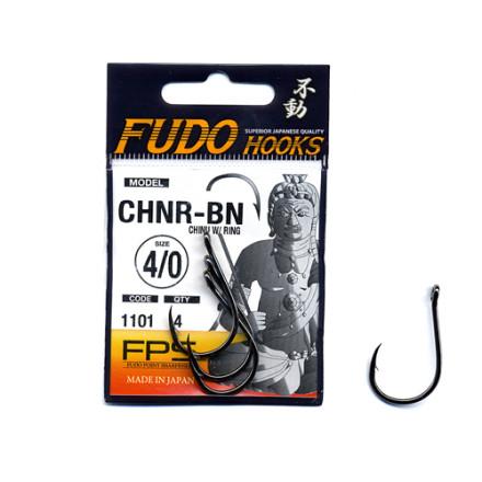Крючки Fudo Chino W/Ring