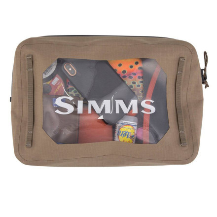 Сумка Simms Dry Creek Gear Pouch Tan