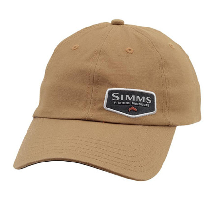 Кепка Simms Oil Cloth Cap Honey Brown