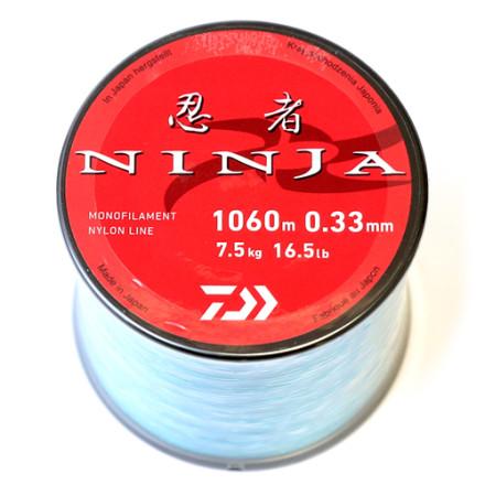 Леска Daiwa Ninja X Line