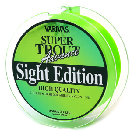 Леска Varivas Advance Sight Edition, 150m