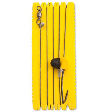 Оснастка Black Cat Single Hook Rig with Rattle
