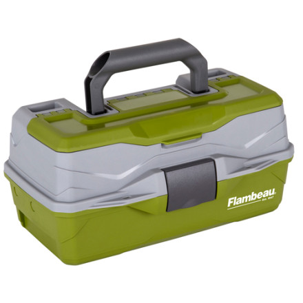 Ящик Flambeau 1 Tray Tackle Box New