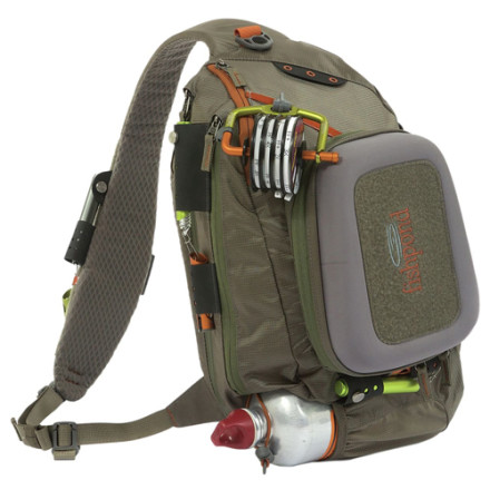 Рюкзак Fishpond Summit Sling Bag Gravel