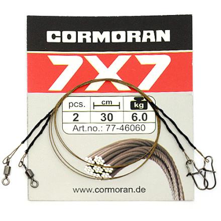 Поводок CORMORAN 7x7