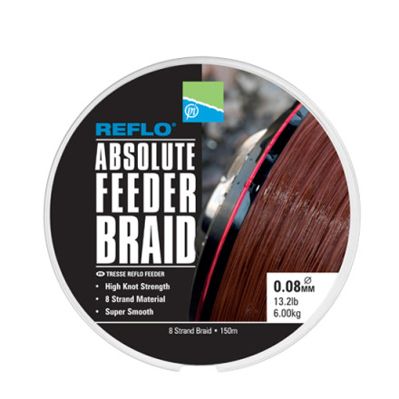 Шнур Preston Absolute Feeder Braid 150m