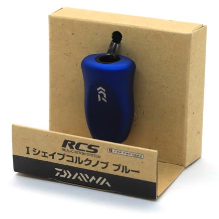 Кноб Daiwa RCS I SHAPE CORK KNOB BLUE