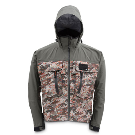 Куртка G3 Guide Jacket Catch Camo Orange