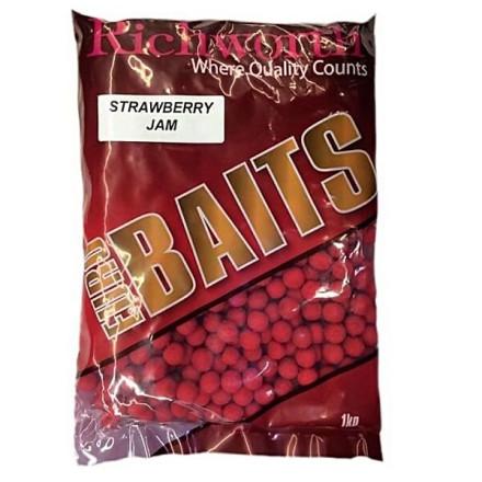 Бойлы Richworth Strawberry Jam Euro