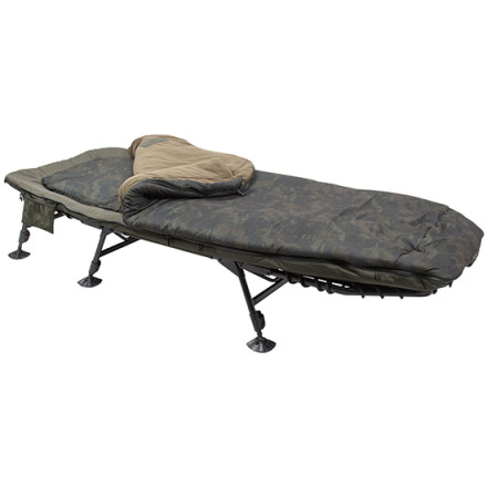 Раскладушка Nash Indulgence Ss4 Wide Boy 4 Season Sleep System Bedchair