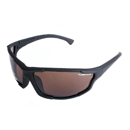 Очки Fladen Polarized Sunglasses Sea Black