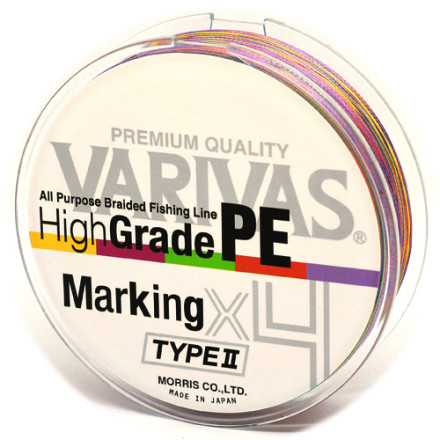 Шнур Varivas High Grade PE Marking TYPE ? X4 150m