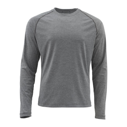 Блуза Simms Lightweight Core Top Carbon