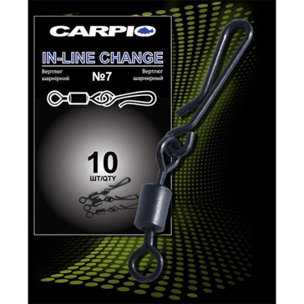 Вертлюг Carpio In-Line Change