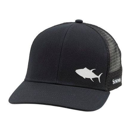 Кепка Simms Payoff Trucker (Tuna) Black