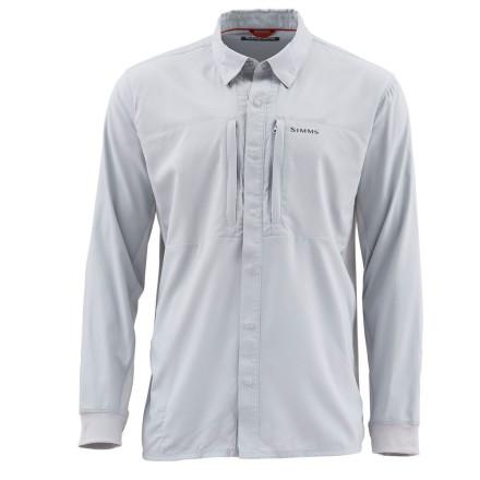 Рубашка Simms Intruder BiComp Shirt Sterling