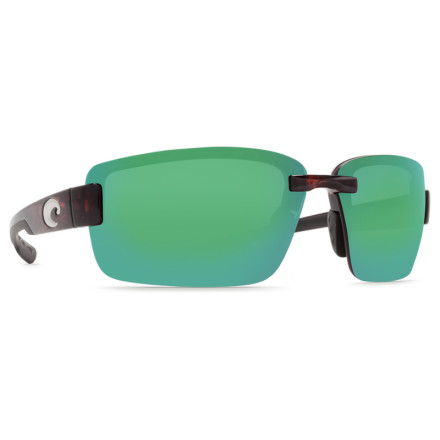 Очки Costa Del Mar GALVESTON TORTOISE GREEN MIRROR