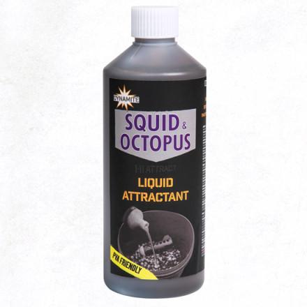 Аттрактант Dynamite Liquid Attractant Squid & Octopus 500ml