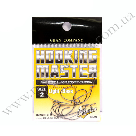 Крючок оффс. Varivas Nogales Hooking Master, Light