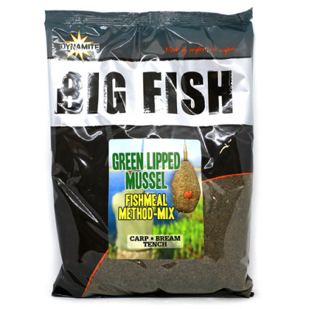 Прикормка Dynamite GLM Fishmeal Method Mix 1.8kg