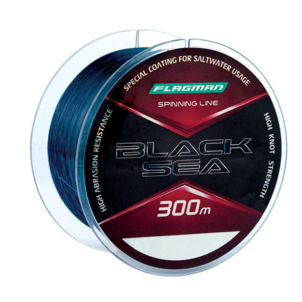 Леска Black Sea Spinning Line 300m