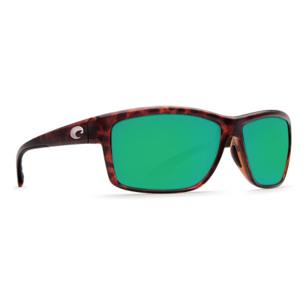Очки Costa Del Mar MAG BAY TORTOISE GREEN MIR 580P