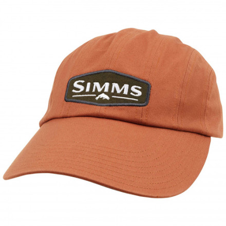 Кепка Simms Double Haul Cap Orange