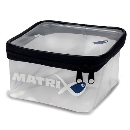 Кейс для кормушек Fox Matrix PVC Clear Accessory Pouch