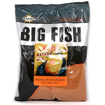 Прикормка Dynamite Krill Method Mix 1.8kg
