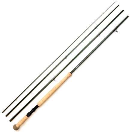 "Удочка Sage Z-AXIS 7136-4  2HD ROD 4PC 7WT 13`6"" L"