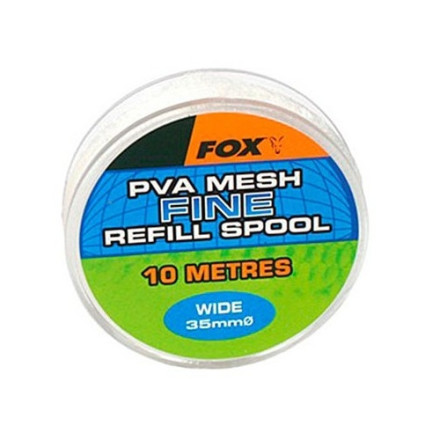 PVA FOX Wide Refill Spool Fine Mesh