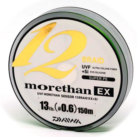 Шнур Daiwa UVF Morethan Sensor 12 EX+SI