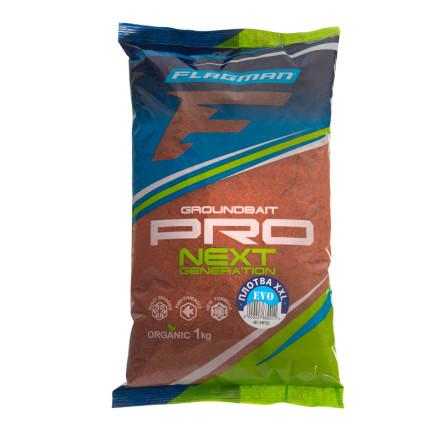 Прикормка PRO Плотва XXL 1kg