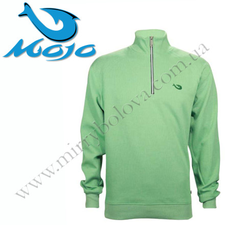 Реглан-поддевка MOJO Sportswear Co Playa Sweater Mint