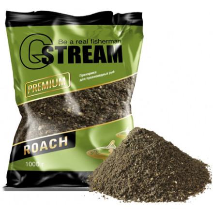 Прикормка G.Stream Premium Roach 1kg