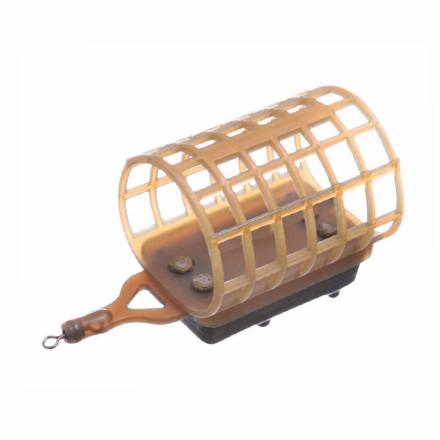 Кормушка пластиковая фидерная средняя сетка