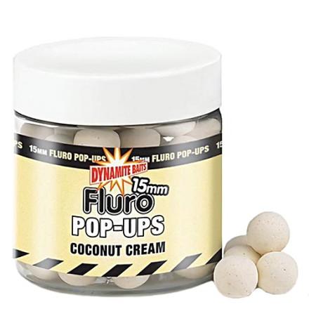 Бойлы DYNAMITE Pop-Ups Coconut Cream