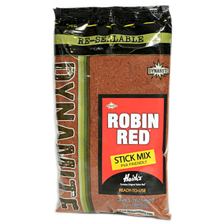Прикормка DYNAMITE Robin Red Stick Mix, 1кг