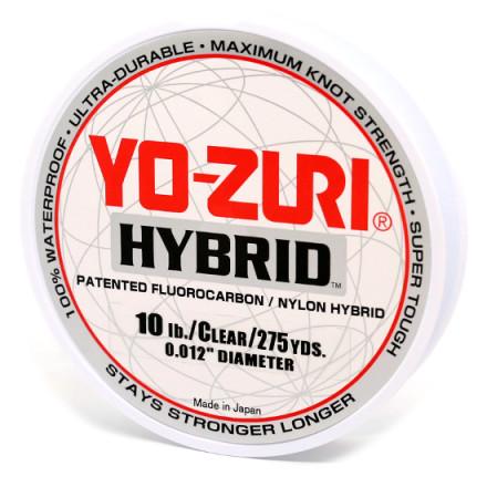 Леска Yo-Zuri HYBRID
